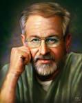 Steven Spielberg by SoulOfDavid