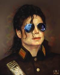 Michael Jackson by SoulOfDavid