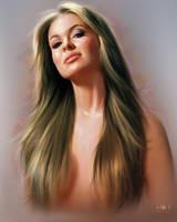 Carmen Electra by SoulOfDavid