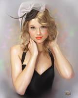 Taylor Swift by SoulOfDavid