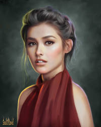 Liza Soberano by SoulOfDavid