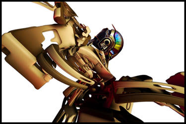 Daft Punk by Cash-89
