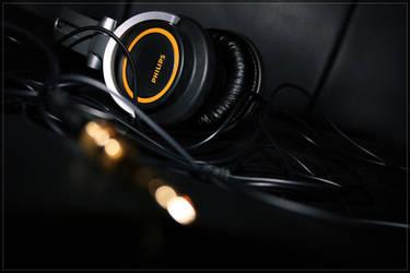 earphones.... by Cash-89