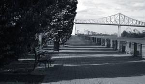 Windy Promenade by jfDoyon