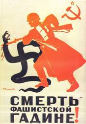 Cccp Poster by Marcelievsky