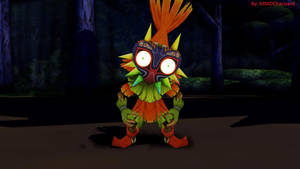 MMD LoZ Newcomer - Skull Kid +Download+ by MMDCharizard