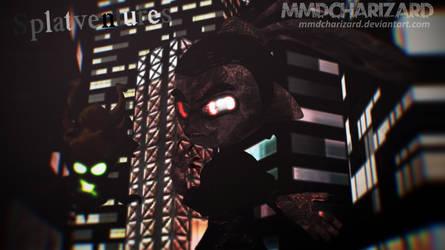 MMD Splatventures - Patience is a Virtue by MMDCharizard
