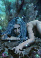 The Firefly Fae by ManifestedSoul