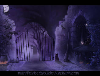 All Hallow's Eve by ManifestedSoul