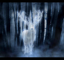 Legend of the White Stag by ManifestedSoul