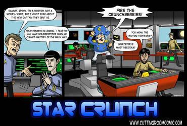 Star Crunch by CuttingRoom