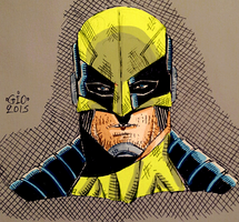 Wolverine redesign... by GiorgosKollias