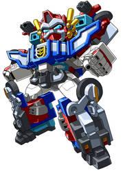 Omega Prime by benisuke