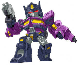 Optimus Prime by benisuke