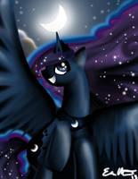 Princess of the Night by MarachiStudios