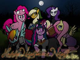 Happy Nightmare Night! by MarachiStudios
