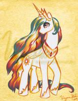 MLP: Princess of the Sun by MarachiStudios