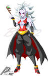 Towa21 (fusion character) by Black-X12