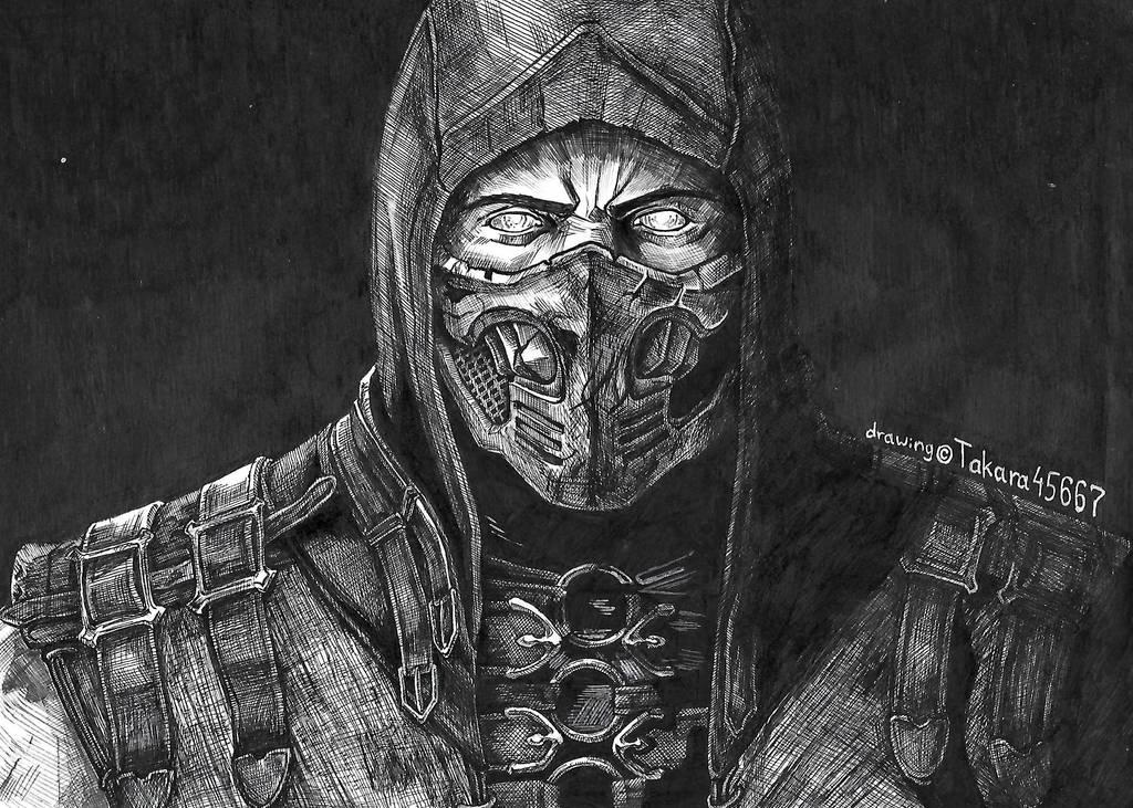 Mortal Kombat By Takara45667 On Deviantart border=