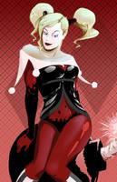 Gotham Girls Redesign: Harley Quinn by DanielHooker