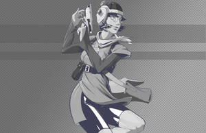 Chrono Trigger WIP 4 Lucca by DanielHooker