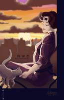 Catwoman by DanielHooker