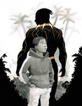 Killmonger by DanielHooker
