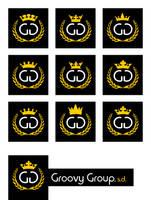Groovy Group logo design concepts by FutureMillennium
