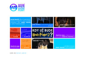 Wadni bratri 2012 website by FutureMillennium