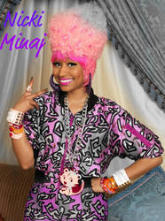 Nicki Minaj by linarules12