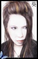Aoi-The GazettE by DianneDejarjayes