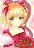 Sakura Kinomoto by DianneDejarjayes