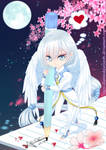 01 Moon Radiance: a Yue Fest 2018 by DianneDejarjayes