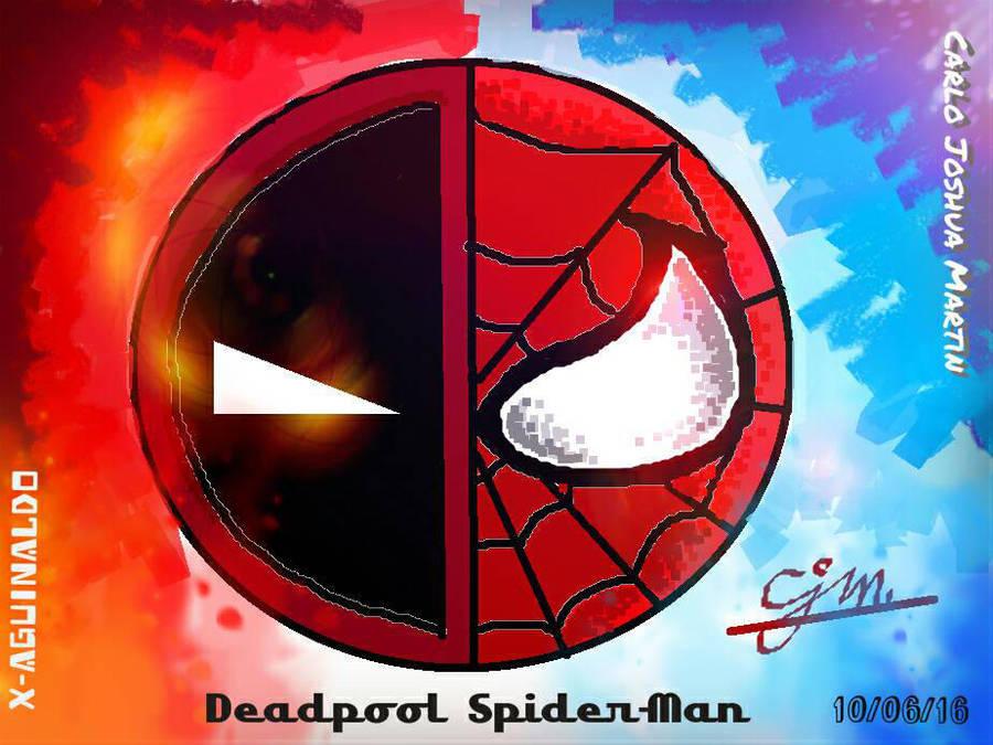 Deadpool Spider Man Icon Wallpaper By Josh18Parker