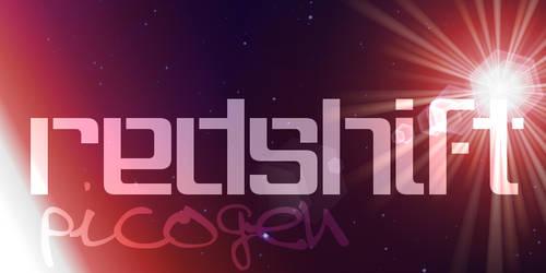 redshift logo by greenhybrid
