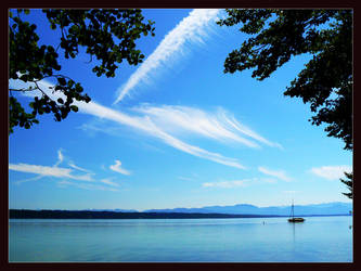 foehn-clouds in Bavaria by drevilknevel
