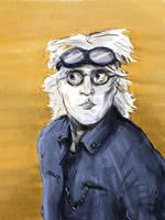 Professor Gotel by calthyechild