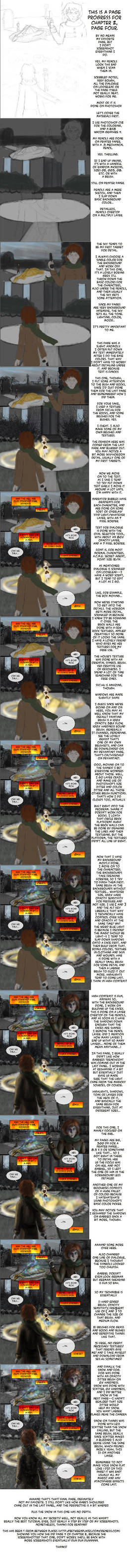 Step by Step: Chapter 2 page 4 by calthyechild
