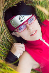 Sarada Uchiha - The Uchiha Princess by thatsthatonegirl