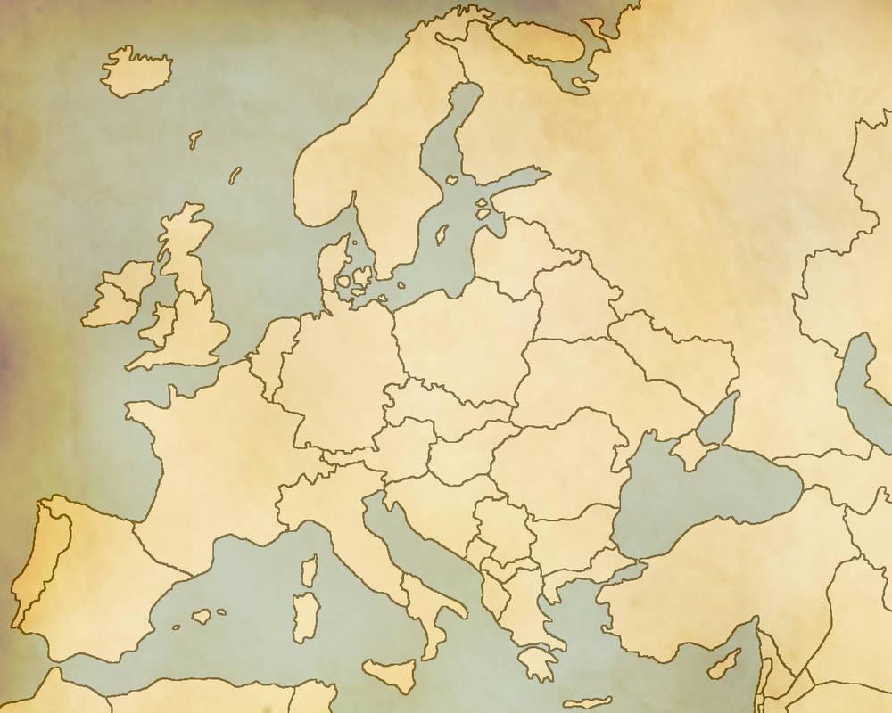 Alternative Map Of Europe.Alternative Map Of Europe By Misteryugoslavia On Deviantart