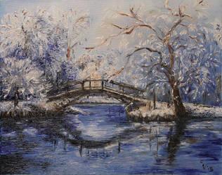 Winter by IlseVerbeek