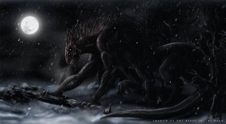 Shadow of the Beast IV b by VaanDark