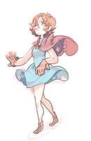 Pearl, Stevn Universe Redesign by Sakurai-sanxIceland