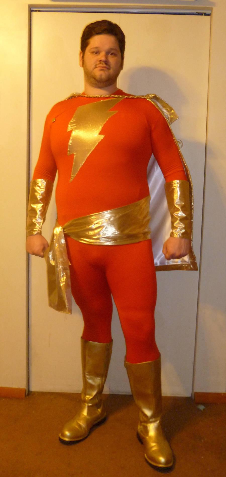 Shazam - Captain Marvel by Linksliltri4ce