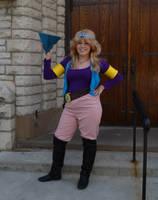 Cartoon Princess Zelda 3 by Linksliltri4ce