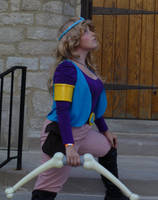Cartoon Princess Zelda 5 by Linksliltri4ce