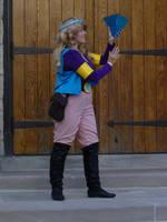 Cartoon Princess Zelda 8 by Linksliltri4ce