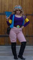 Cartoon Princess Zelda 9 by Linksliltri4ce