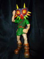 Wear the Majora's Mask by Linksliltri4ce