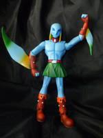 Zora Link? Call Me Nemo! by Linksliltri4ce